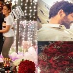Nayanthara and Vignesh Shivan Celebrating Valentine's Day