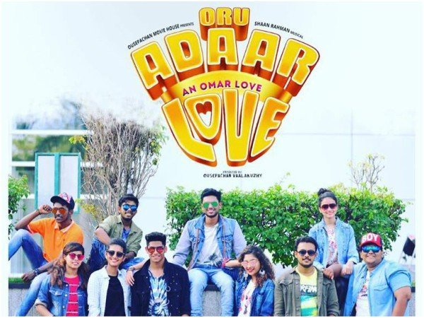 Oru Adaar Love box office collection report