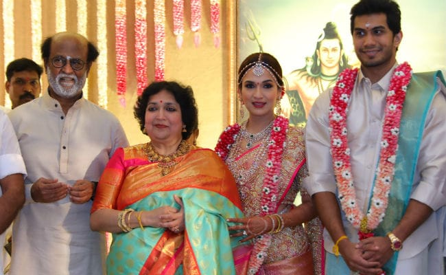 Soundarya Rajinikanth Wedding Photos 1