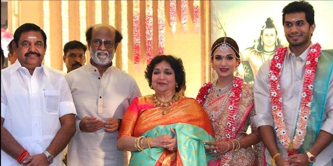 Soundarya Rajinikanth Wedding Photos 4