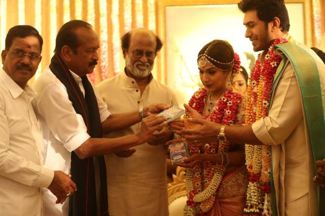 Soundarya Rajinikanth Wedding Photos 5
