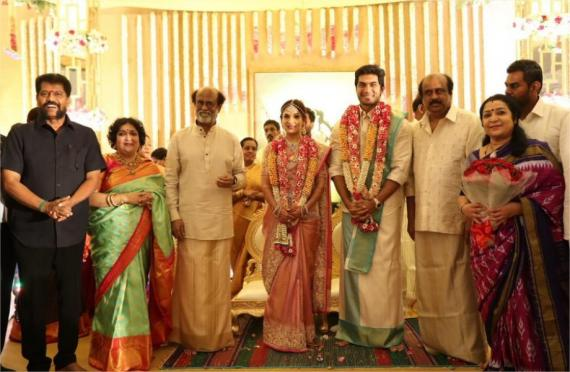Soundarya Rajinikanth Wedding Photos 6