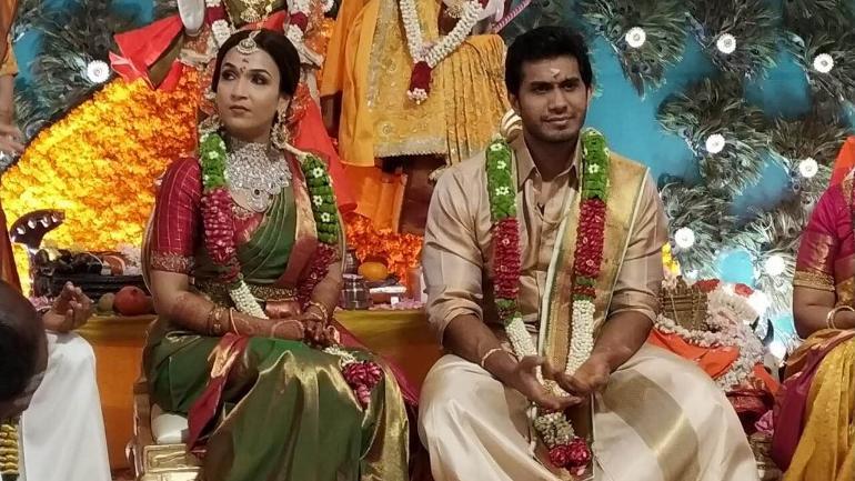 Soundarya Rajinikanth and Vishagan Wedding Photos 1