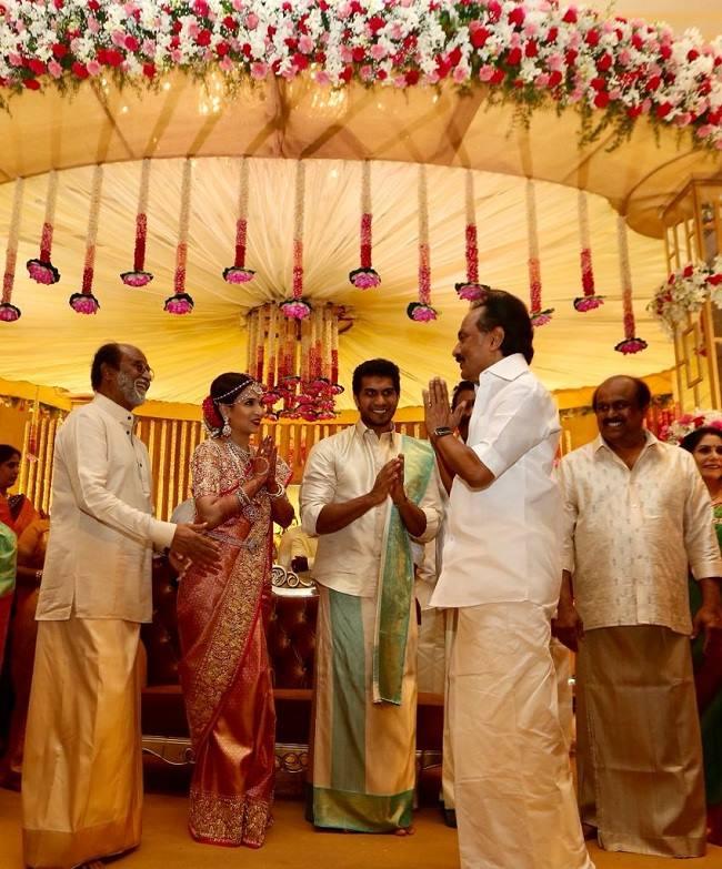 Soundarya Rajinikanth and Vishagan Wedding Photos 10