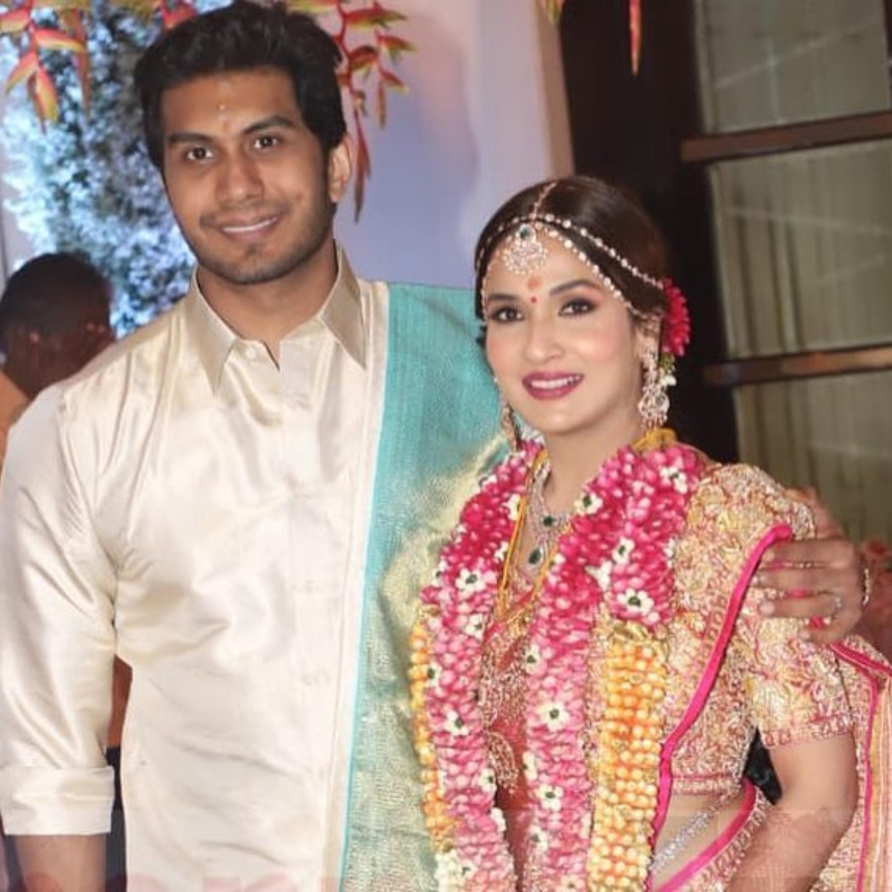 Soundarya Rajinikanth and Vishagan Wedding Photos 2