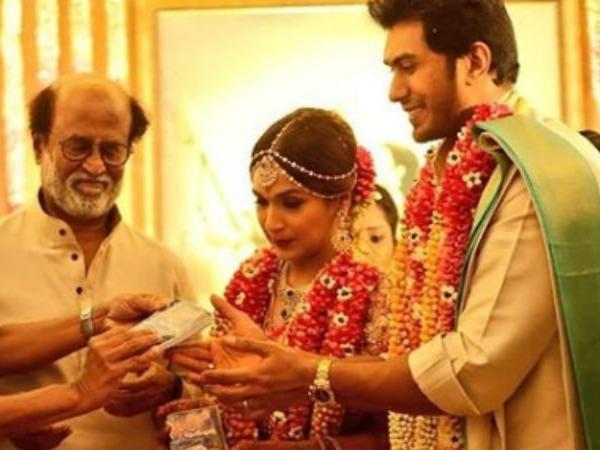 Soundarya Rajinikanth and Vishagan Wedding Photos 4