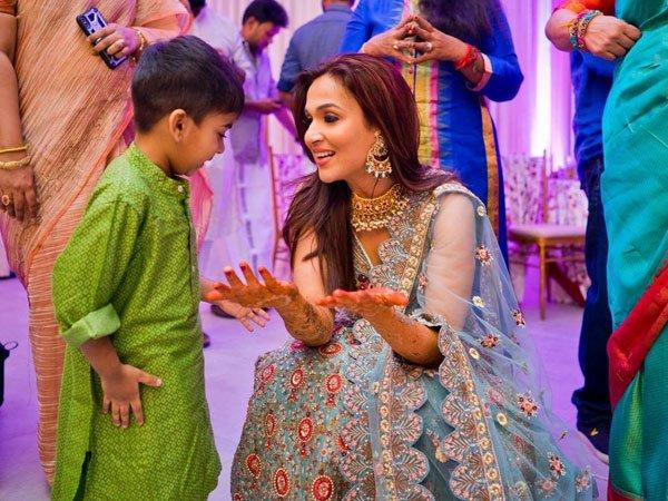 Soundarya Rajinikanth wedding photos 1