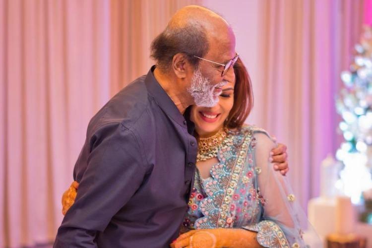 Soundarya Rajinikanth wedding photos 3