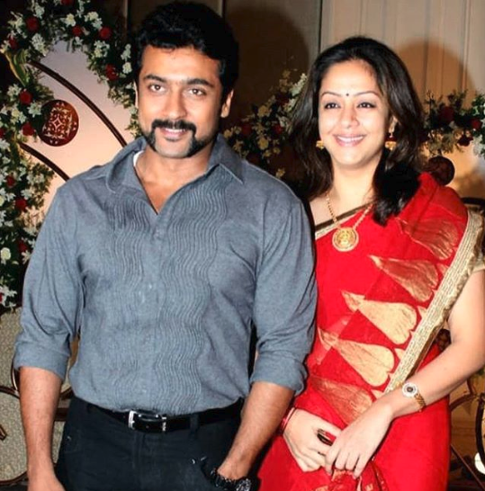 Breaking: Suriya and Jyothika joining together for the ...