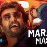 marana mass song from petta