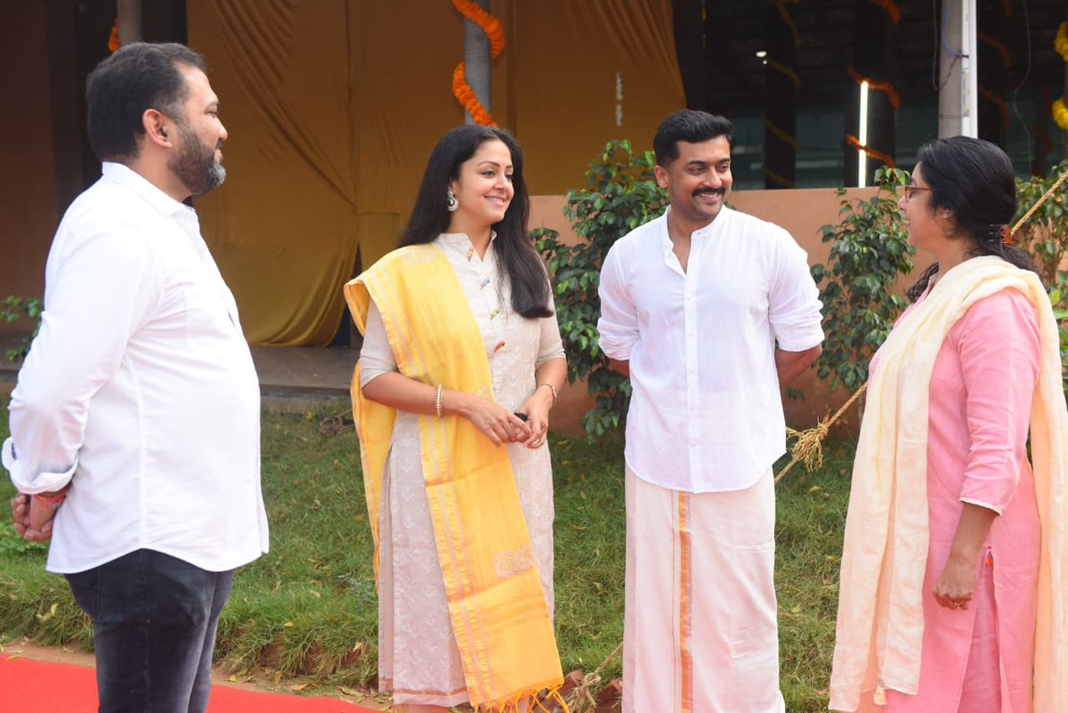 revathy and jyothika joining under suriya production group