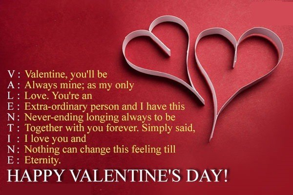 valentinesday special romantic Messages 5