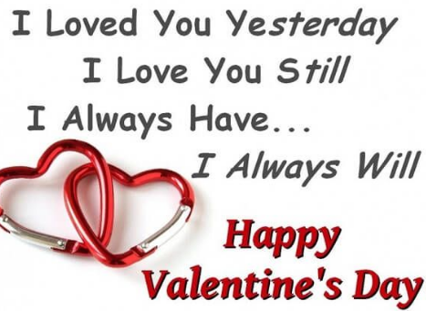 valentinesday special romantic Messages 9