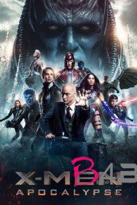 "Poster for the movie ""X-Men: Apocalypse"""