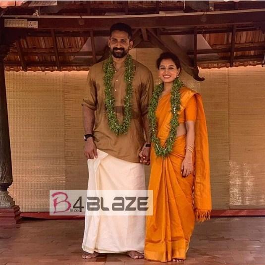 Anish John married to pooja ramachandran (3)