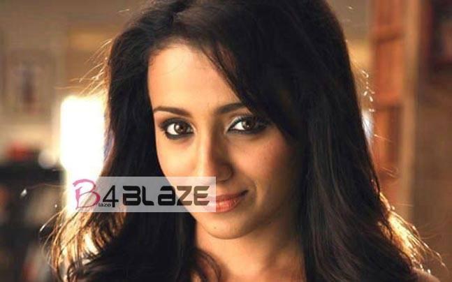 Trisha's next movie titled Raangi (1)