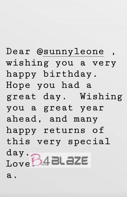 Aamir Khan Sunny Leone