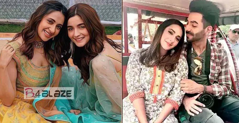 Alia Bhatt's best friend Akansha Ranjan Kapoor's acting debut