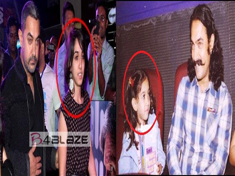 Amir khan daughter Ira