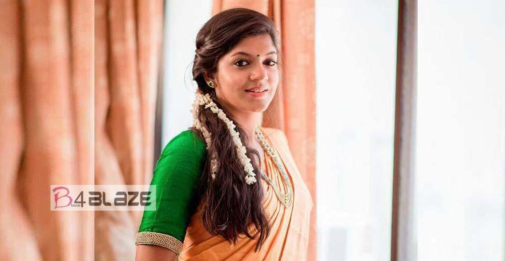 Aparna Balamurali HD Image