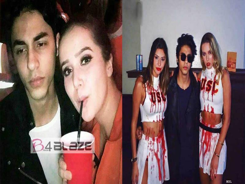 Aryan Khan leaked