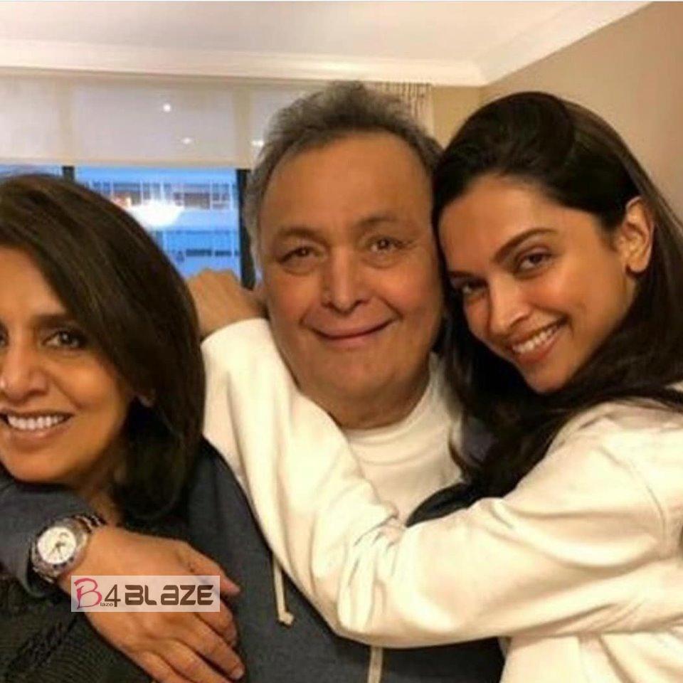 Deepika padukon And ranbir kapoor parents (2)