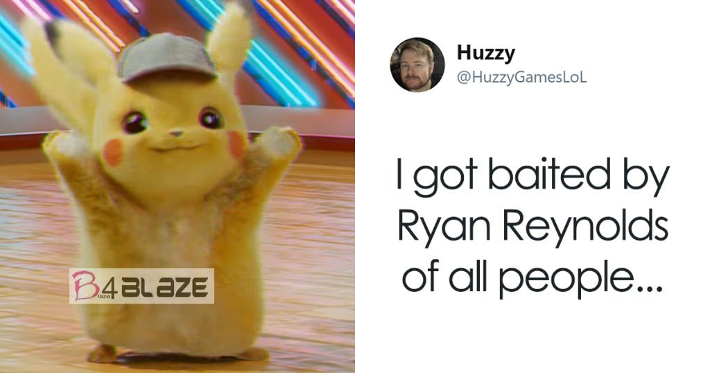 Detective Pikachu leaked online download