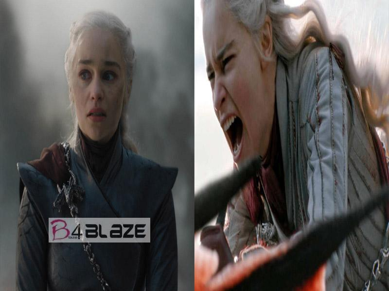 GAme of thrones mad queen