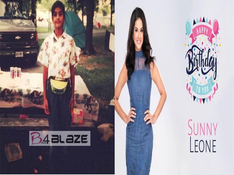 Happy Birthday Sunny Leone