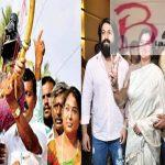 'Jadeetu' did not act in the movie Rocking star clarifies in Mandya