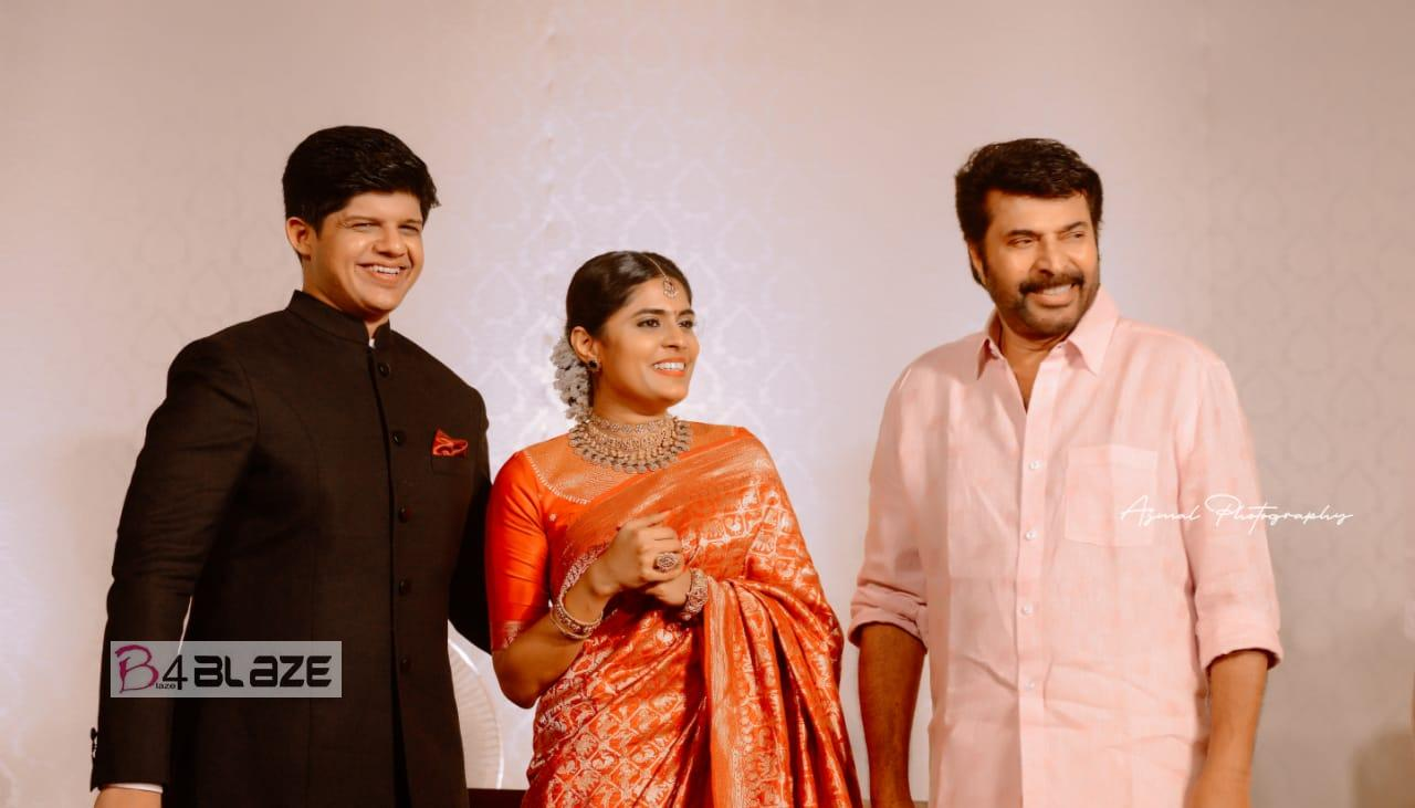 Lal Jose's daughter Engagement Photo (1)