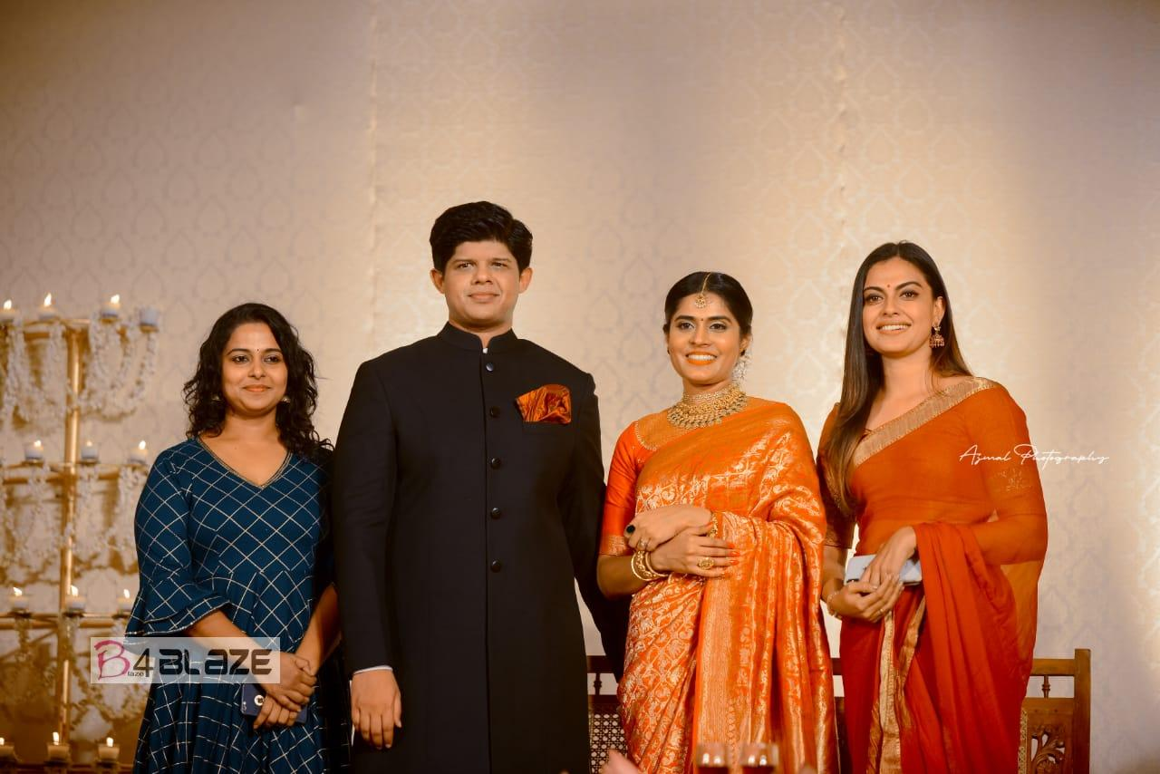 Lal Jose's daughter Engagement Photo (2)