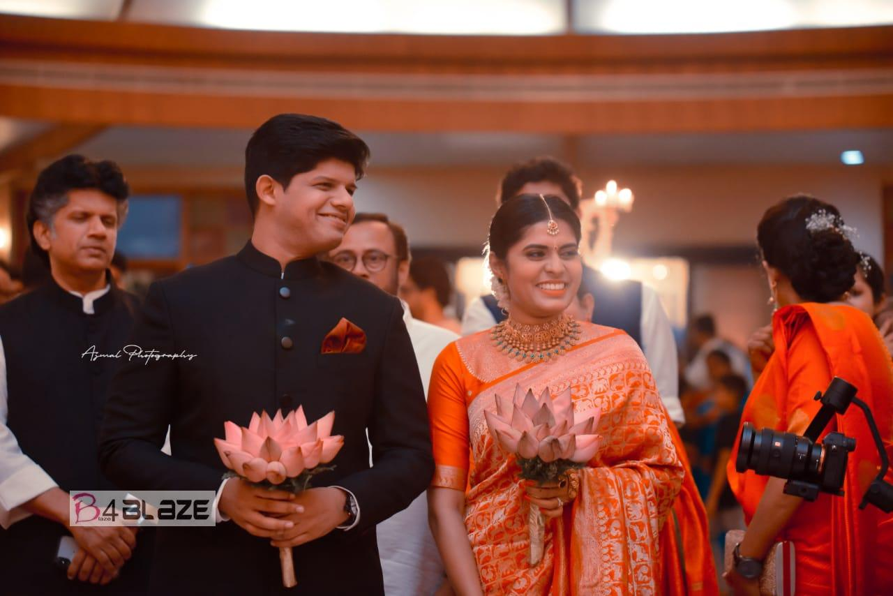 Lal Jose's daughter Engagement Photo (3)