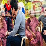 Mahesh Babu maharshi meets his oldest fan