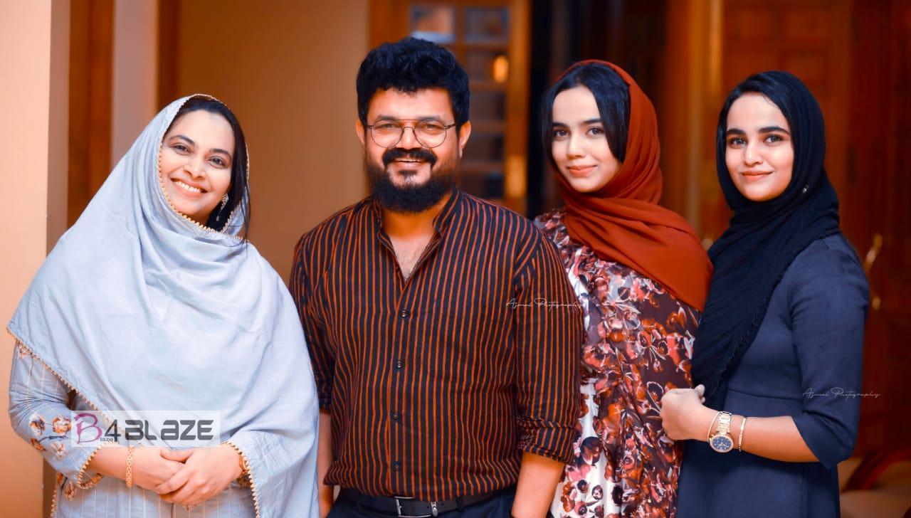 Nadirsha and Family
