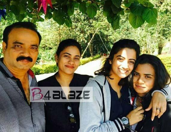 Namitha Family