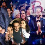 Party pictures of Alia Bhatt and Ranbir Kapoor hot