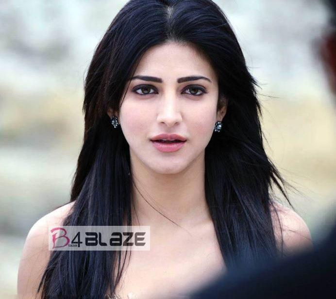 Shruti Haasan Latest HD Photo