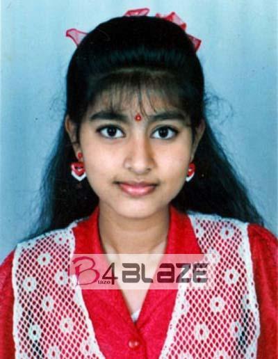 Sneha Childhood Photos