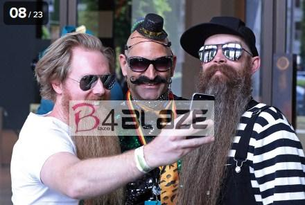 World Beard and Moustache Championship 2019