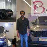 Prithviraj buy a new luxuary car