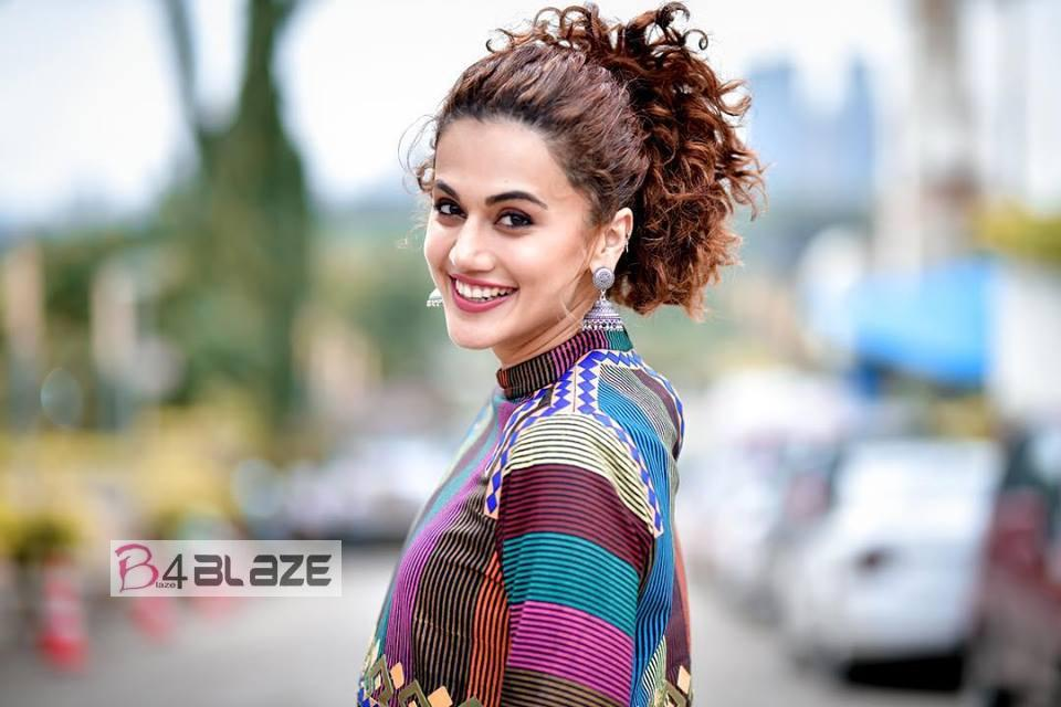 Taapsee Pannu HD Photo