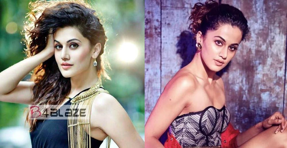 Taapsee Pannu Latest HD Images