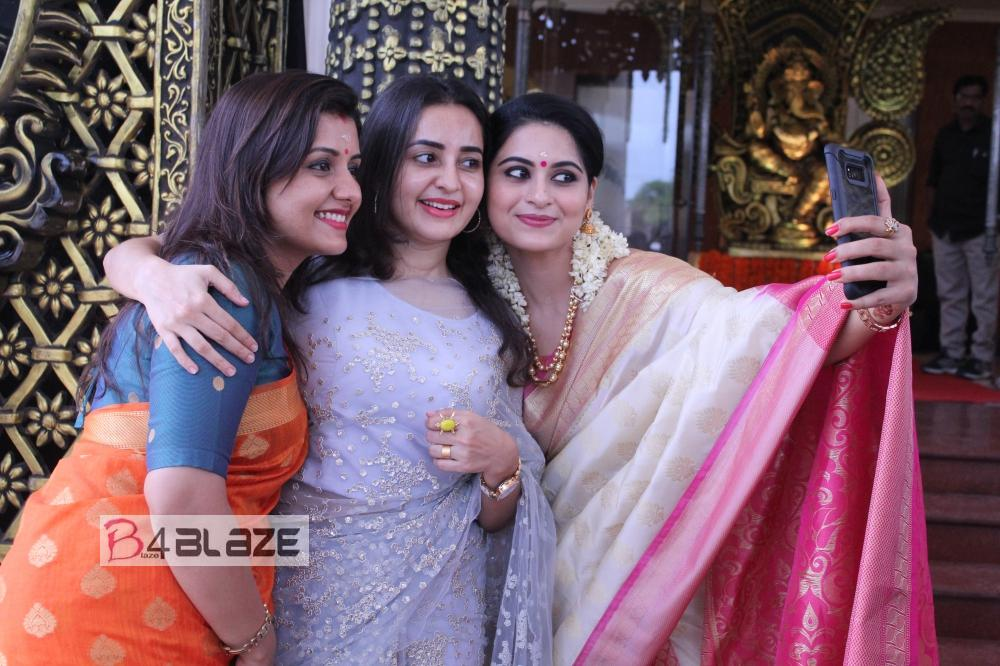 Vishnu Priya wedding hd photos (7)