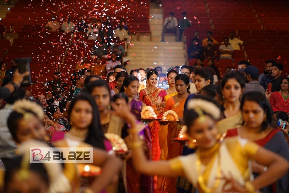 Vishnupriya Pillai Wedding
