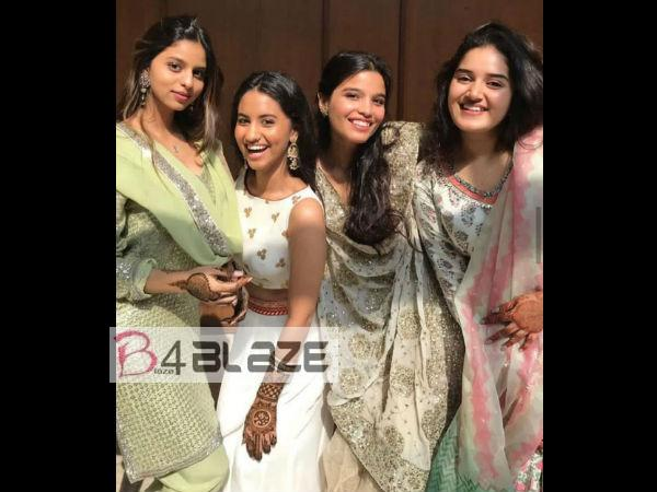 suhana wedding