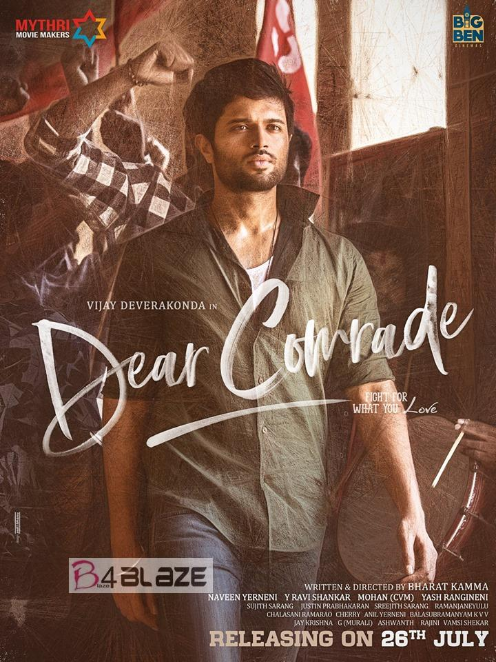 Dear Comrade box office collection