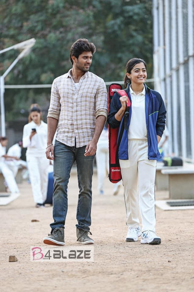 Dear Comrade movie stills