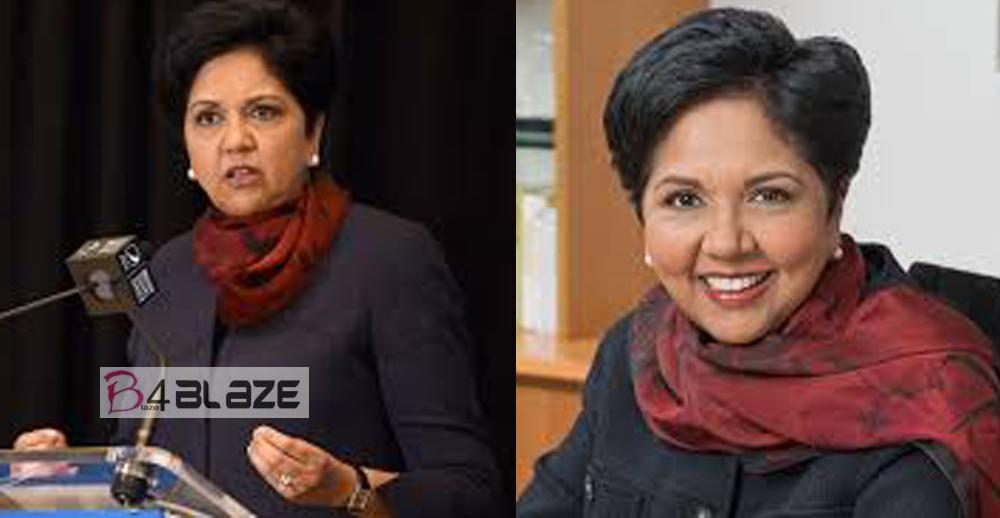 Indra Nooyi's Successful Life Story