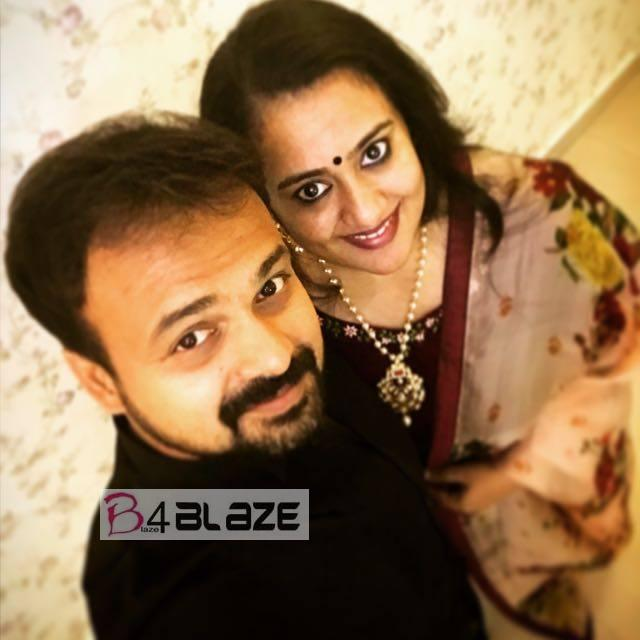Priya Kunchacko boban family photo